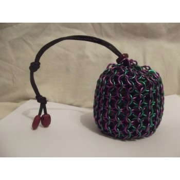 Marvel's The Hulk Themed Large Chainmaille Dice Bag