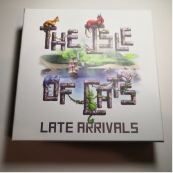 The Isle Of Cats 'Late Arrivals' Expansion
