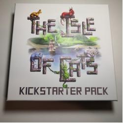 The Isle Of Cats Kickstarter Pack