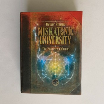 Reiner Knizia Miskatonic University The Restricted Collection