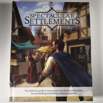 Spectacular Settlements Book