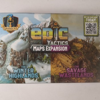 Tiny Epic Tactics - Maps Expansion