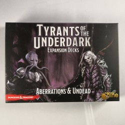 Tyrants of the Underdark Expansion: Aberrations and Undead
