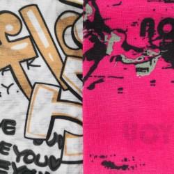 2 Pack Headtubes - Graffiti