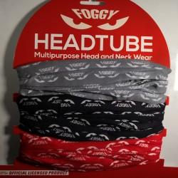 3 Pack Headtubes - Foggy