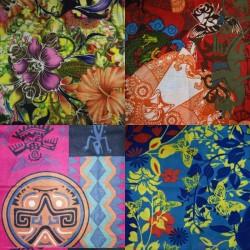 4 Pack Headtubes - Floral & Tribal