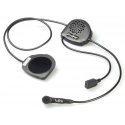 Twiins Hands Free Bluetooth Communication Intercom System Helmet Kit FF2