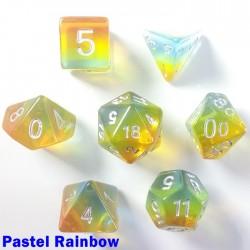 Aurora Gem Pastel Rainbow