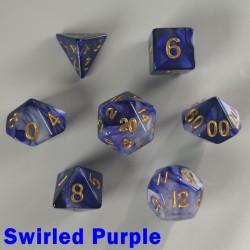 Bescon Gemini Swirled Purple
