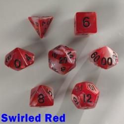 Bescon Gemini Swirled Red