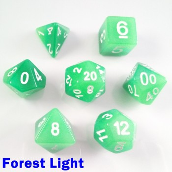 Bescon Glow in the Dark 'Forest Light'