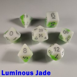 Bescon Glow in the Dark 'Luminous Jade'