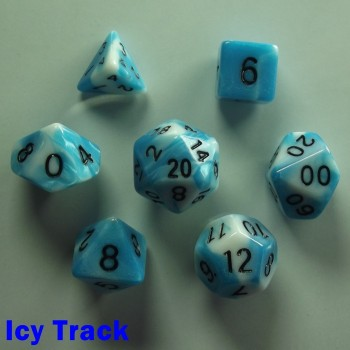 Bescon Miniature Gemini Icy Track