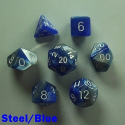 Bescon Miniature Gemini Steel/Blue