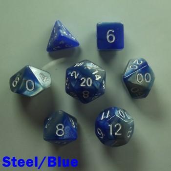 Bescon Miniature Gemini Steel/Blue