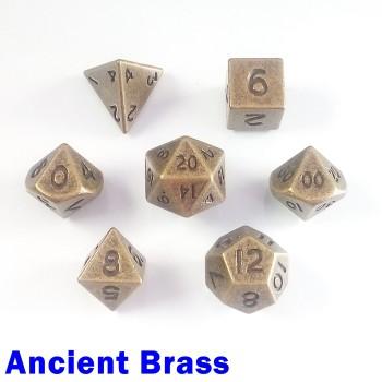 Bescon Miniature Metal Ancient Brass