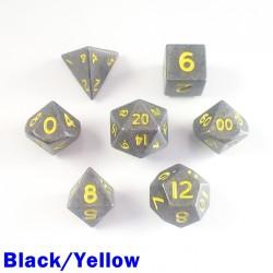 Bescon Miniature Metal Black/Yellow