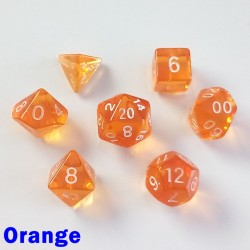 Bescon Miniature Translucent Orange