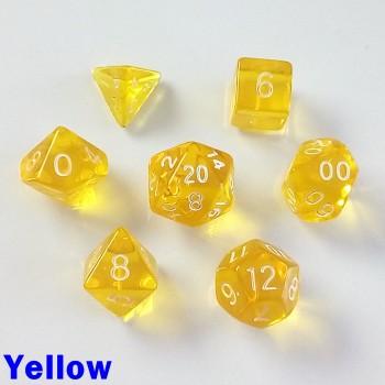 Bescon Miniature Translucent Yellow