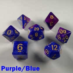 Cosmic Purple/Blue