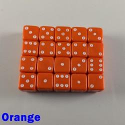 7mm D6 Orange