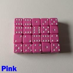 7mm D6 Pink