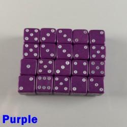 7mm D6 Purple