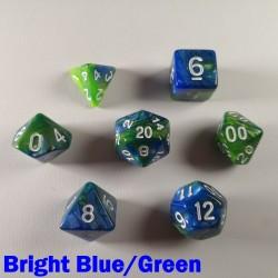 Elemental Bright Blue/Green