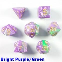 Elemental Bright Purple/Green