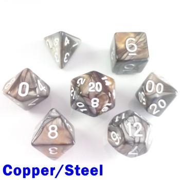 Elemental Copper/Steel