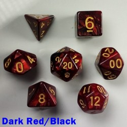 Elemental Dark Red/Black