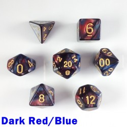 Elemental Dark Red/Blue