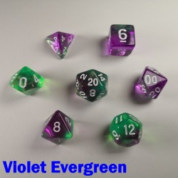 Elemental Gem Violet Evergreen