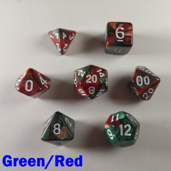 Elemental Green/Red