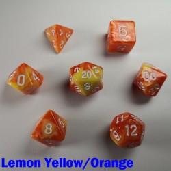 Elemental Lemon Yellow/Orange