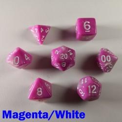 Elemental Magenta/White