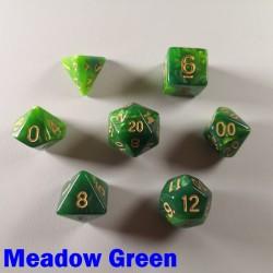 Elemental Meadow Green