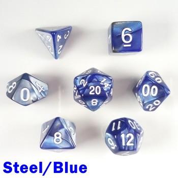 Elemental Steel/Blue