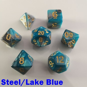 Elemental Steel/Lake Blue