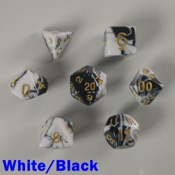 Elemental White/Black