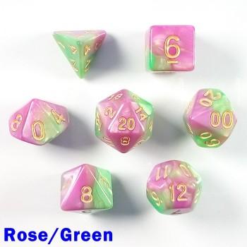 Elemental Rose/Green