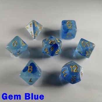 Galaxy Gem Blue