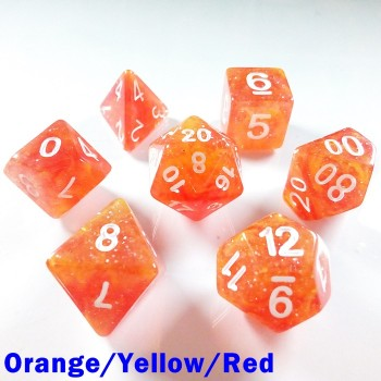 Galaxy Orange/Yellow/Red