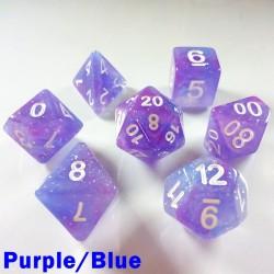 Galaxy Purple/Blue