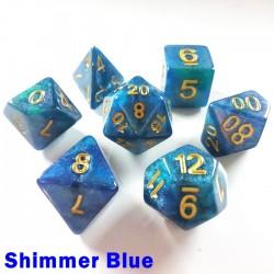 Galaxy Shimmer Blue