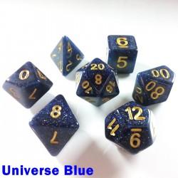 Galaxy Universe Blue