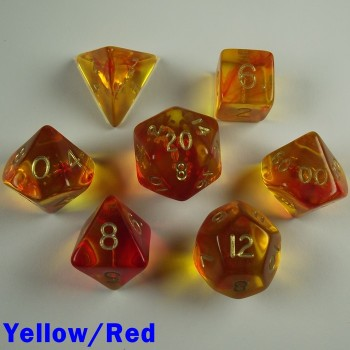 Gem Blitz Yellow/Red
