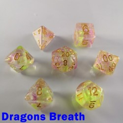 Iridescent Glitter Dragons Breath
