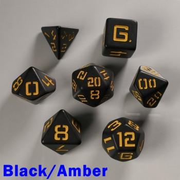 Upstart Black/Amber
