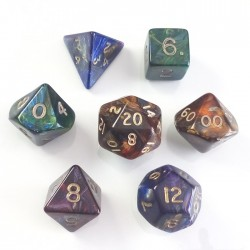 Magma RPG Dice Set